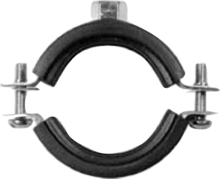 TWO-SCREW PIPE CLAMP