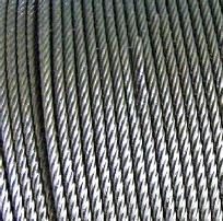 STEEL ROPE EN 12385-4