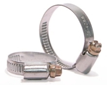 HOSE CLAMPS STAINLESS STEEL W2, W4